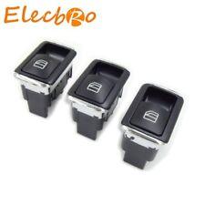 3pcs Single Window Switch for Mercedes C-CLASS E-CLASS GLK-Class A2049058202
