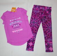 Gymboree Girls Best Friends Tee Leggings Size 4 XS NWT