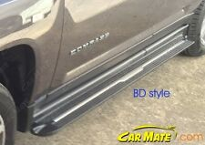 """DODGE JOURNEY 2008-2016 """"BD"""" STYLE SIDE STEPS MORE STYLES & FITTING AVAILABLE"""