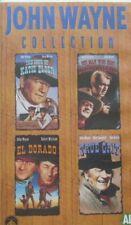 JOHN WAYNE COLLECTION  DEEL 1 + DEEL 2 -  2X VHS