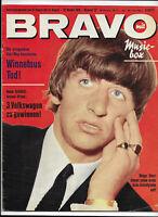 BRAVO Nr.32 von 1965 Wencke Myhre, Pierre Brice, Lex Barker, Beatles, Adamo...