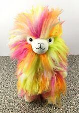Jellycat Fiesta Llama Plush shaggy Stuffed Animal