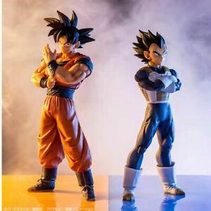 Son Goku & Vegeta Action Figure Toy Model Dragon Ball Z Figurine PVC Dolls Anime