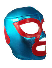NACHO LIBRE (pro-fit) Wrestling Halloween Mask Lucha Libre Adult