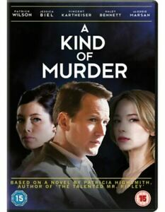 A KIND OF MURDER - NEW  (F50)  {DVD}