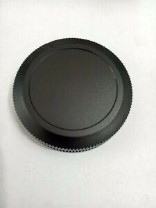 Camera Rear Lens Dust Cap RF Cover for Canon EOS R RP EOSR RF Mount Lens