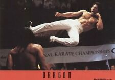 Dragon - Die Bruce Lee Story - 12 Aushangfotos - Jason Scott Lee, Lauren Holly,