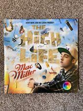 Mac Miller - The High Life Color Vinyl Record Album 2LP Sealed New *RARE IMPORT*