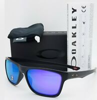 6171b09667 NEW Oakley Holston sunglasses Black Violet Iridium 9334-09 AUTHENTIC 9334  NIB