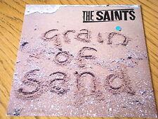 """THE SAINTS - GRAIN OF SAND  7"""" VINYL PS"""