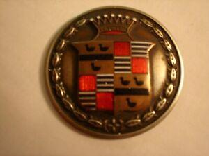 Original Cadillac Emblem / Badge /  1920s  - Nice