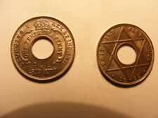 British West Africa 1/10 Penny, 1932, Uncirculated