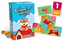 Shiba Inu House Family Card Game Renegade RGS 00563 Dog Doghouse Puppies