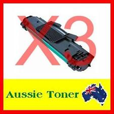 3 x  Toner Cartridge compatible with Samsung ML-1640 ML-2240 MLT-D108S