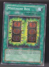 YU-GI-OH PLAYED Mystische Box Common