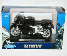 Welly - BMW K1200S - Motorbike Model Scale 1:18