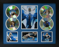 Kylie Minogue Signed Limited Edition Framed Memorabilia (b)