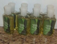 8 Rainkissed Leaves Bath and & Body Works Shower Gel 3 fl oz size x 8