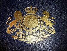 1860 Map Catalog King Friedrich August von Sachsen, Bound for Hanover Royal Lib