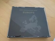 Toyota/Lexus Europe Central,North, East DVD Navigation  Map Version 2007-2008