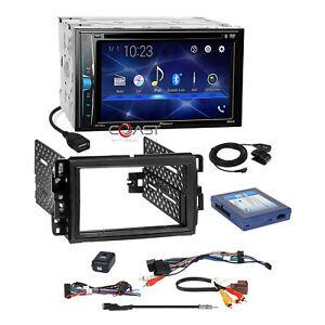 Pioneer DVD USB Bluetooth Stereo Dash Kit Bose Harness for GM Chevrolet Pontiac