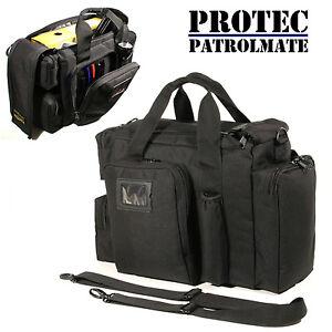 Protec New M24N Patrol Mate police patrol bag and document organiser