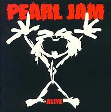 * PEARL JAM - Alive (4 SONG EP) [JAPAN]