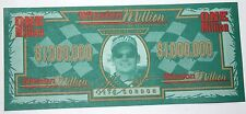 Jeff Gordon Lot 10 Winston Million Bills 1997 Darlington Vintage Nascar Original