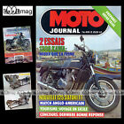 MOTO JOURNAL N°408 CROSS JEAN-MICHEL BARON KAWASAKI Z 1300 SUZUKI 125 ER 1979