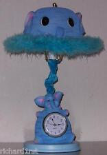 Children's Night Light Clock Combo Elephant 7 watt NEW