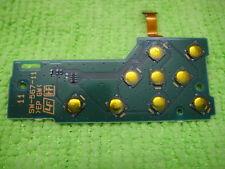 GENUINE SONY DSC-HX5 REAR CONTROL BOARD REPAIR PARTS