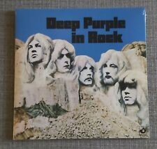 DEEP PURPLE - IN ROCK - 180 Gram VINYL - BRAND NEW & SEALED - RE-ISSUE LP - MINT