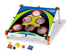 Wurfspiel Bean Bag mit Zielscheibe Familienspiel Geschicklichkeitsspiel Kinder
