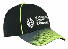 More details for cap hat kawasaki massingberd-mundy racing team green bike motorcycle superbike
