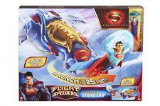Mattel Superman Action Figure Vehicles