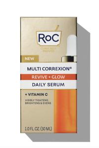 Roc Multi Correxion Revive + Glow Daily Serum 1 oz