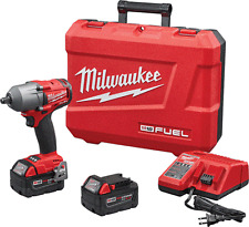 Milwaukee M18 FUEL™ Mid-Torque Impact Wrench Kit with Friction Ring Kit 2861-22