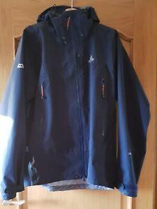 Mountain Equipment Men's RUPAL GORE-TEX Jacket Size Large Navy Blue