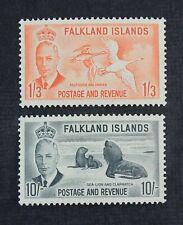 Ckstamps: Gb Stamps Collection Falkland Island Scott#116 Mint Nh Og #119 H Og