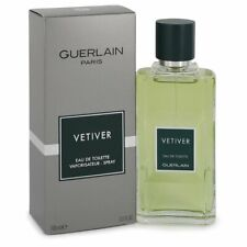 VETIVER GUERLAIN by Guerlain 3.4 oz EDT Cologne Spray for Men New in Box