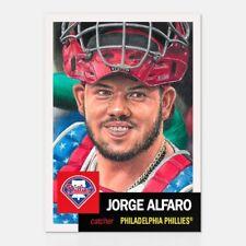 869a813dd21 Topps Living Set Card  122 - Jorge Alfaro St. Louis Cardinals RC ROOKIE CARD