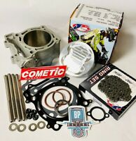 Raptor 700 105.5mm 734cc M1086 M1054 CP Piston Rings Only Cometic Top End Gasket