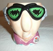 Maxine I Love My Attitude Problem Head Mug Coffee Cup Shoebox Old Lady Comic New