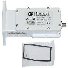 Norsat 3220 Satellite LNB PLL C-Band Digital Pro 4DTV DRO/PLL Commercial