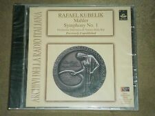 Rafael Kubelik Mahler: Symphony No. 1 (CD, Mar-2006, Urania) sealed