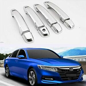 For 2018 2019 2020 2021 Honda Accord Chrome Door Handle Covers