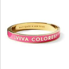 Kate Spade Show Your True Colors Bracelet NWT Viva Colores Cinco de Mayo Perfect