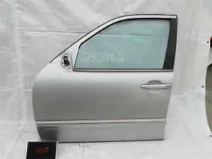 2000 Mercedes-Benz E320 - Front Left Door Shell - 2107201505 - Silver 744