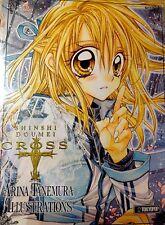 ❗️Artbook Arina Tanemura Shinshi Doumei Cross NEU❗️ Manga