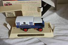 YORKSHIRE STEAM WAGON DE 1917 LOWENBRAU Match box model of yesteryear   au 1/43